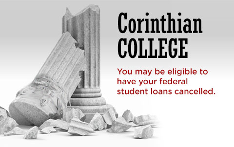 Former Corinthian College Students May Be Eligible to Have Loans Cancelled