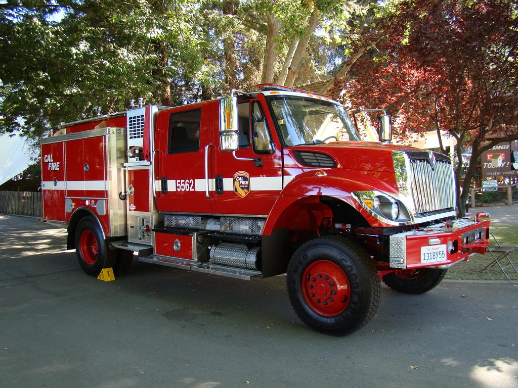 San Bernardino County to Receive New Fire Fighting ...