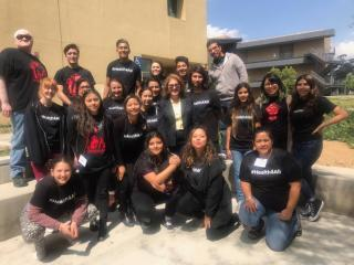 2017 Undocu Health Conference at San Bernardino Valley College