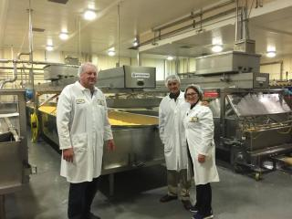Small Business Tour at Farmdale Creamery in San Bernardino