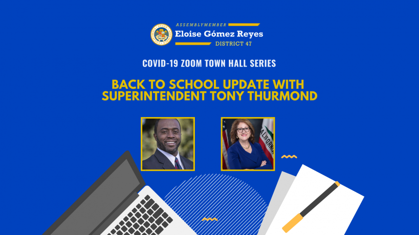 Back-to-School Virtual Townhall