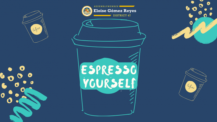 Espresso Yourself, Community Coffee