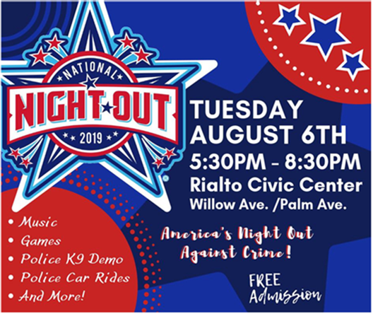 National Night Out Image