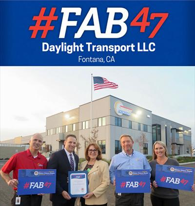 FAB47 Winner Daylight Transport