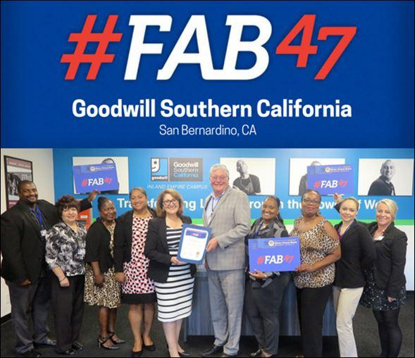 FAB47 Winner Goodwill Southern California