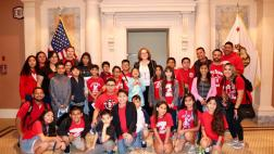 Redwood Elementary Capitol Tour